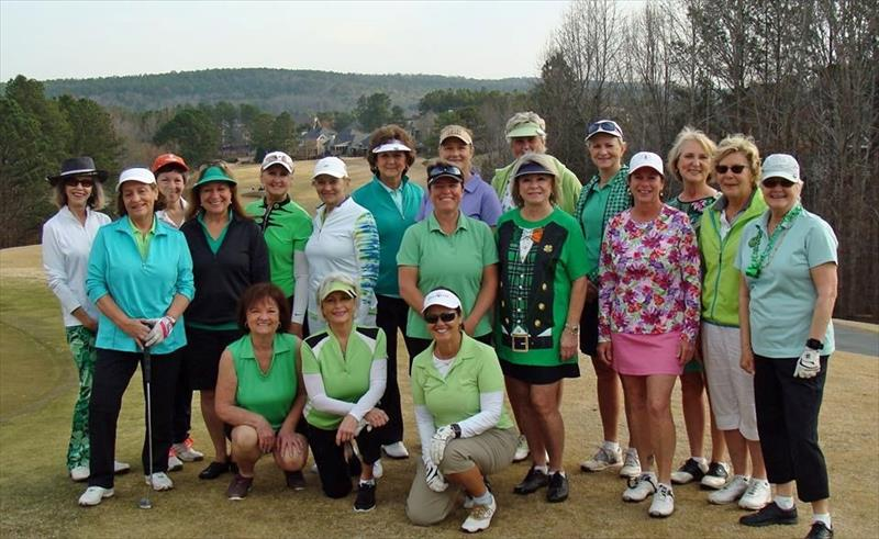 WOMENS GOLF PIC MAY 2017